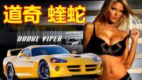 【超跑集中营 38:道奇 蝰蛇 Dodge Viper】美国大型超级跑车系列纪录片(中文字幕)