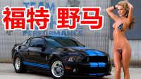 【超跑集中营 39:福特野马 Mustang】美国大型超级跑车系列纪录片(中文字幕)