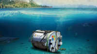 「科技三分钟」微软建造水下数据中心 苹果设立乔布斯会场 170223