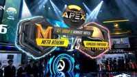 【川烈】韩国APEX KDP vs Meta Athena 8强 守望先锋