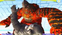 【小熙&屌德斯】奥特曼格斗进化重生 终极怪兽大乱斗!EX雷德王EX泰兰特2美菲拉斯星人
