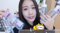 【Paggie's Makeup】十款脸部卸妆+三款眼唇卸妆液大评比!!