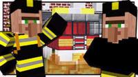大海解说 我的世界Minecraft 我是消防员.mp4