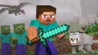 大海解说 我的世界Minecraft 熔岩海黑曜石大陆生存