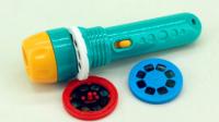 【玩趣屋海底小纵队玩具第一季】海底小纵队睡前故事投影仪