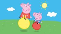 亲子早教 识字149 小猪佩奇学汉字 第二季 粉红猪小妹