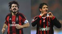 【怀旧足球游戏视频】AC米兰对阵阿森纳,帕托和加图索成最大功臣