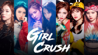 Girl Crush 舞蹈版