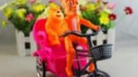 熊岀没之水果炮  熊大与熊二开战  熊出没游戏.mp4