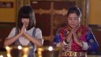 """90后藏族女孩煨桑祭神,每天""""穿梭""""千年"""