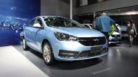 艾瑞泽5e下半年上市/瑞虎7e外观有变动 奇瑞上海车展新能源车型
