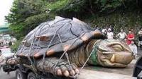 两千年的西汉古墓 竟挖出了惊人神龟!!!!
