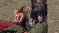 黃宏久別銀幕 首作影片《血狼犬》詮釋狼犬忠義情