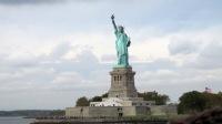 [拍客]漂洋过海去旅游:美国纽约港曼哈顿女神像