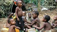 非洲特殊的小矮人部落,这里的孩子大多活不过5岁!