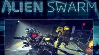 狡猾解说《Alien Swarm Reactive Drop》狡猾试玩异形丛生