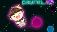 【风笑试玩】一个甩蛋攻击的游戏丨Brutal.io 试玩