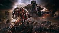 《战锤40k战争黎明3》娱乐解说流程01 保卫瓦洛克要塞 人类战役