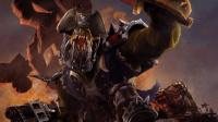 《战锤40k战争黎明3》娱乐解说流程02 兽人战役人上人之梦