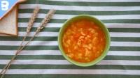 软软糯糯的胡萝卜面包粥