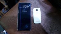 「科技日报社」全球最小屏手机诞生 三星S8港版价格公布