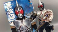 【老贝玩具时间】RAH假面骑士Blade 剑 Medicomtoy 12寸假面骑士 RAH 1/6TH 黑桃 万代