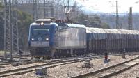 [火车]HXD3货列进入南京东站&HXD2B货物列车通过沪宁线上行