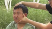 野外急救 4 颞浅动脉指压止血,在野外额头受伤出血怎么处置?让急救成为你的第二本能!