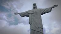 巴西MSI 比赛闲暇之余带你看基督山耶稣壮丽美景