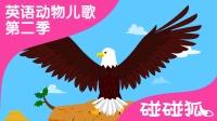 Eagle | 英语动物儿歌 第二季 12 |  碰碰狐!动物儿歌