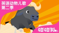 Buffalo | 英语动物儿歌 第二季 14 | 碰碰狐! 动物儿歌