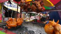 【屌丝吃大街】菲律宾串串香和转炉烤鸡(菲律宾第3日)