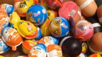 惊喜蛋玩具视频 奇趣蛋