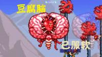 天铭 泰拉瑞亚 terraria 汉化版MOD 52 克苏鲁之脑,钥匙磨具竟然可以买到!