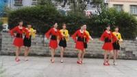 广场舞双人舞对跳 集体双人舞蹈交谊舞视频