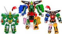 新款玩具 忍者变形金刚 组合机器人 人气玩具 男孩玩具 益智玩具 汽车机器人 一起玩  § 垣垣玩具 §