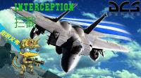 【菜鸟雷娘】拦截-数字战斗模拟:F-15C