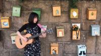 我喜欢上你时的内心活动 陈绮贞 - Nancy吉他弹唱