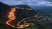吉利博越在贵州二十四道拐上表现如何