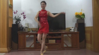 霞彩飞扬广场舞------心恋(恰恰)      编舞:陈敏
