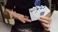 美国达人秀的魔术算什么?我的这个魔术表演堪称完美!