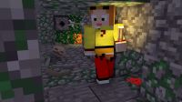 小本成龙【小龙】我的世界MC逃生之门-上集  Minecraft游戏视频