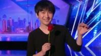 台湾魔术师在美国达人秀上走红,4枚硬币征服全世界!无人破解!