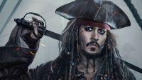 《加勒比海盗》席卷全球电影票房 杰克船长颜值演技再登巅峰