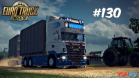【LRTINTER】欧洲卡车模拟2 #130 单机(Mod 1.27)斯堪尼亚 Scania Abroll ETS2