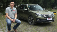 新车评网试驾广汽传祺GS5速博视频