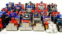 变形金刚擎天柱37车载机器人车玩具 通天晓 擎天柱 威震天 汽车人 惊破天 博派 暴影号 【 俊和他的玩具们 】