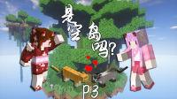 ★我的世界★<五歌>【是空岛吗P3——神经猫与蘑菇牛】