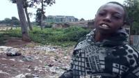 实拍: 非洲垃圾堆里走出来的僵尸孩子, 平时靠吸胶水和吃垃圾为生