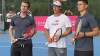 海特网球教学-全方位解读网球Top Tennis Training